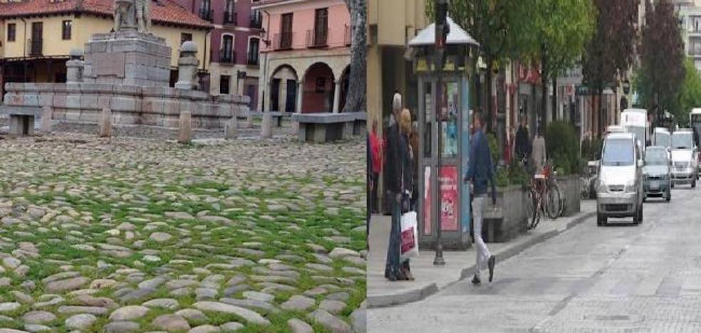 La capital recibirá noviembre con el inicio de las obras de Ordoño II y la Plaza del Grano