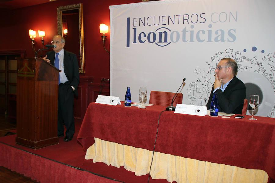 Martin Villa protagoniza los Encuentros con leonoticias