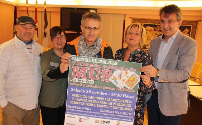 El V Maratón Solidario de Mus destinará su recaudación a la asociación de alzheimer Alcordanza