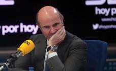 De Guindos no descarta vender parte de Bankia este mismo año pese a Cataluña