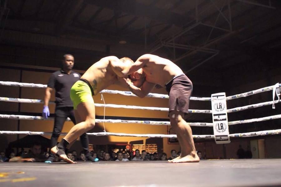León acoge la tercera edición del Extreme Fights