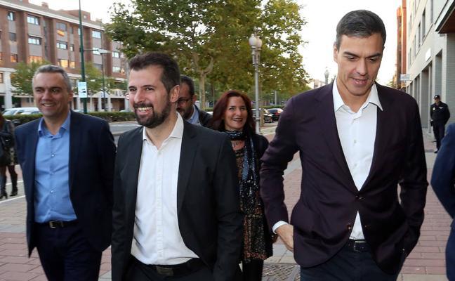 Tudanca asegura que el PSOE no será «cómplice» del PP para «cargarse la minería y las térmicas»