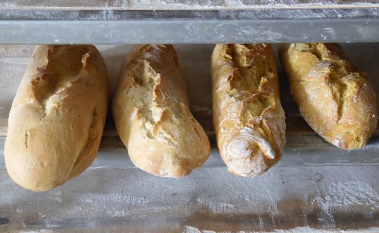 Panadería Desiderio de Escalada