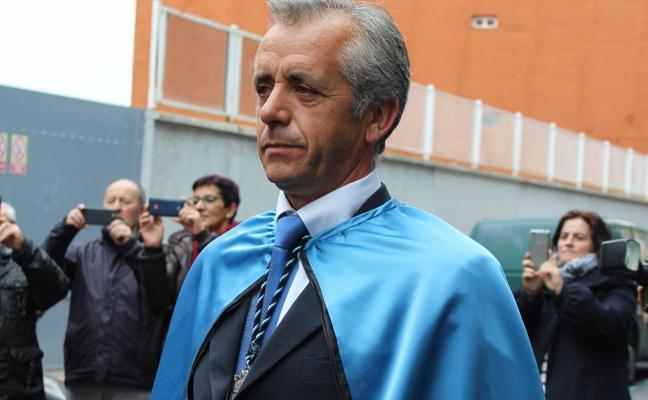 Juan Carlos González Marcos, nuevo abad de la cofradía de la Bienaventuranza