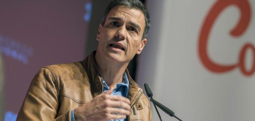 Sánchez: «Ganaremos las elecciones quienes estamos a favor de la convivencia»
