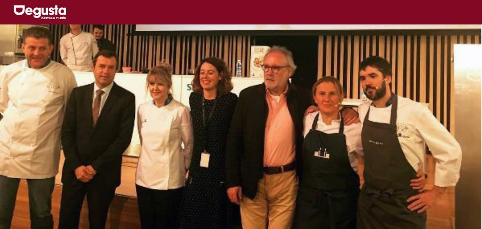 El Basque Culinary Center apadrina Buscasetas 2017