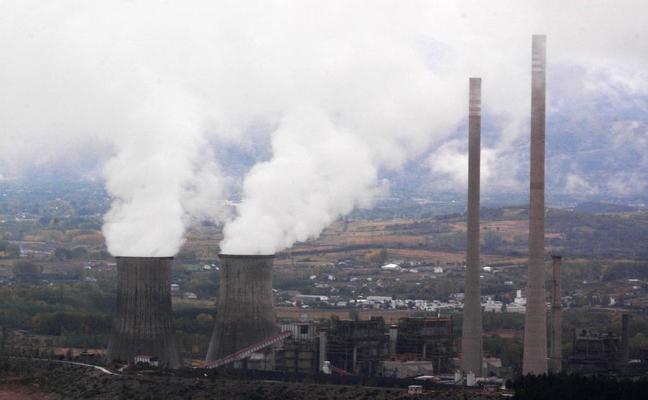 Uminsa inicia el suministro de carbón a Compostilla y su plantilla vuelve de forma progresiva al trabajo