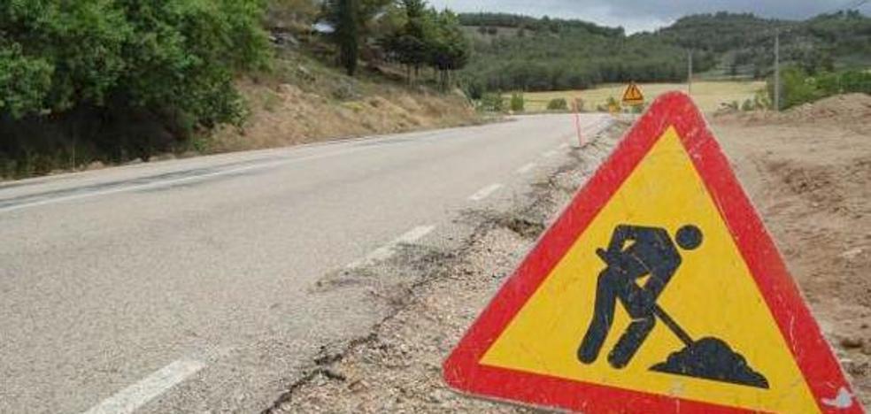 La Diputación adjudica la adecuación de cinco carreteras de la red provincial por un millón de euros