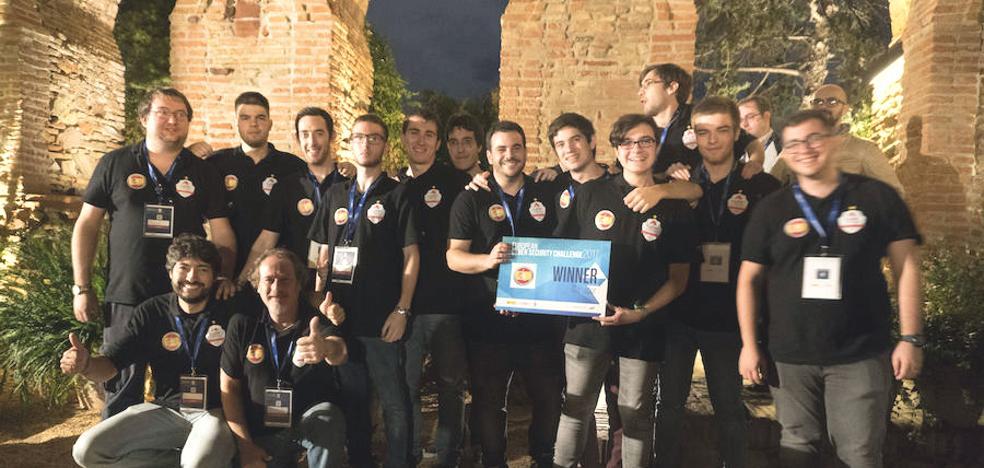 El equipo español revalida su título de campeón del European Cyber Security Challenge