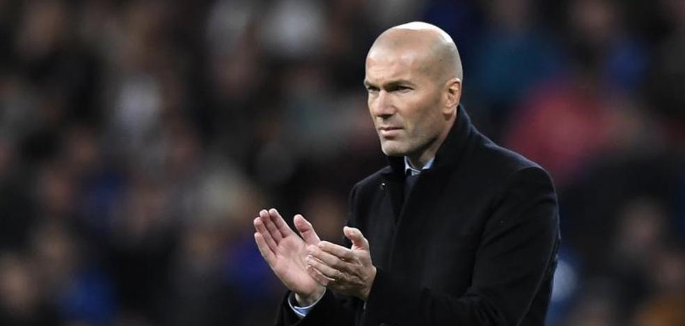 Zidane: «No ha sido un mal comienzo de temporada»