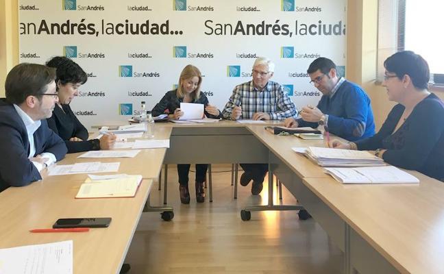 San Andrés saca a licitación su adaptación a la administración electrónica para mejorar la calidad de los servicios