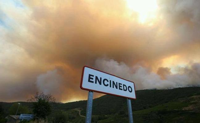 """Moro Carrera: """"La actuación de la Junta después del incendio está siendo eficaz"""""""