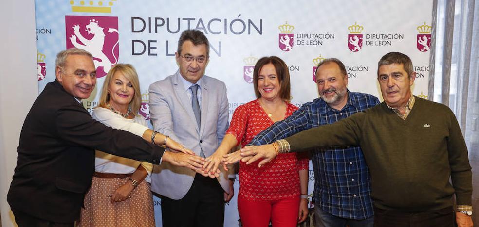 La Diputación recuerda su «compromiso social» dedicando el 25,6% de su presupuesto al altruismo