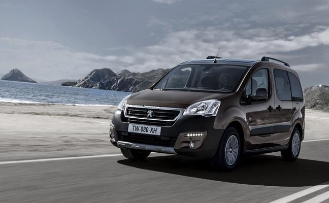 Peugeot Partner Tepee Adventure Edition