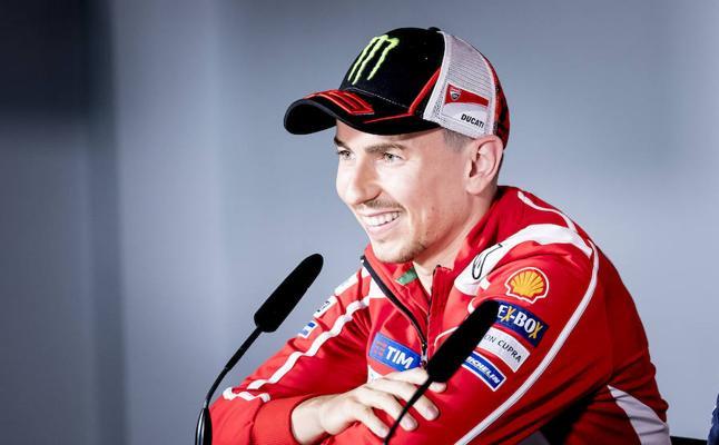 Lorenzo: «Es una carrera especialmente divertida para ver»