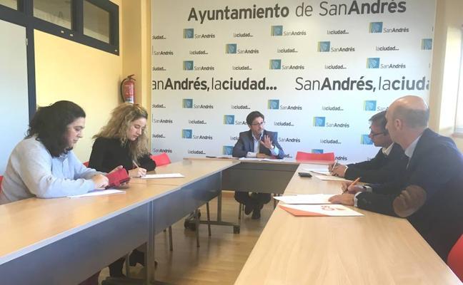San Andrés evita medidas correctoras de Hacienda gracias a la aprobación del Plan Económico y Financiero