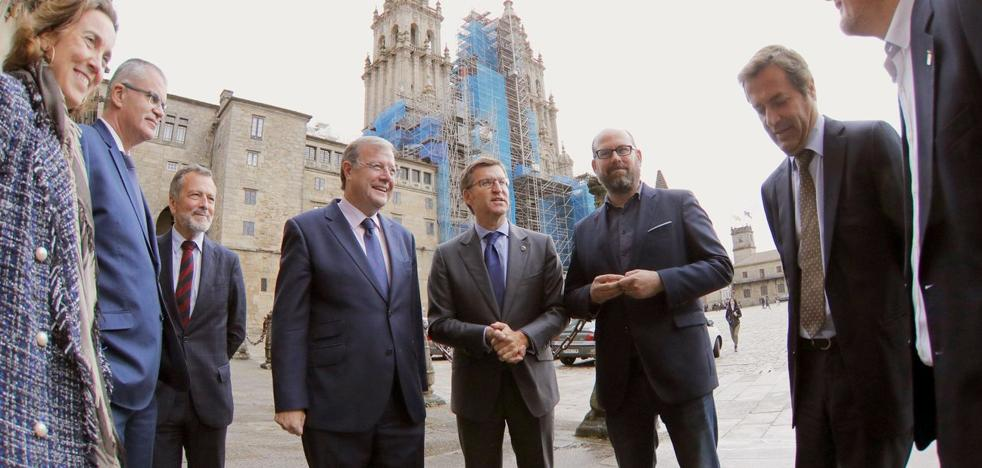 Silvan marca como reto hacer Camino Santiago la «calle mayor del mundo»