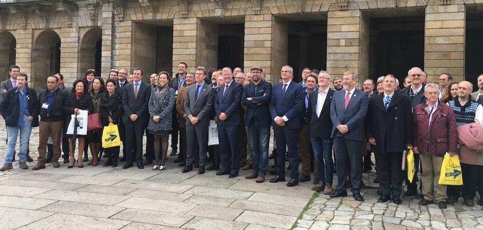La Asociación de Municipios del Camino Francés impulsarán acciones «coordinadas» y optarán a captar fondos europeos