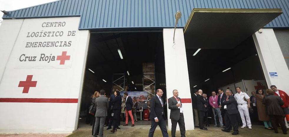 León será el centro logístico de atención en emergencias de Cruz Roja de la zona norte del país