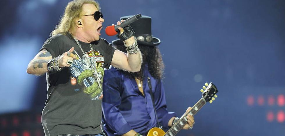Guns N' Roses, cabeza de cartel del Download Festival de Madrid