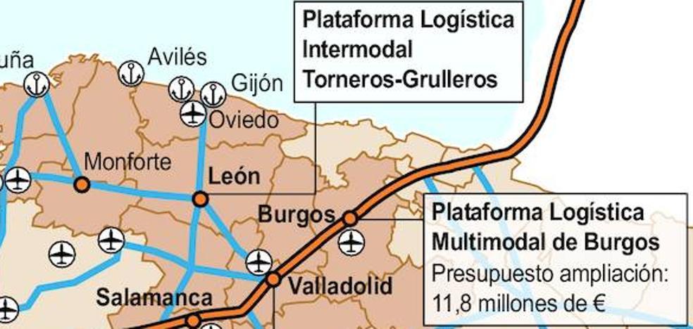 Fomento sondea la viabilidad de la plataforma Torneros y supedita su desarrollo a la demanda del sector empresarial
