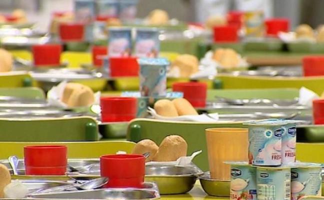 Más de 25.000 familias de la Comunidad recibirán las ayudas de comedor escolar este curso