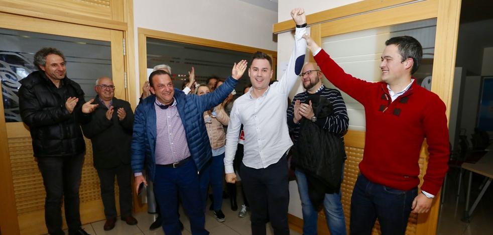 Cendón: «Pretende aglutinar todas las sensibilidades del partido»