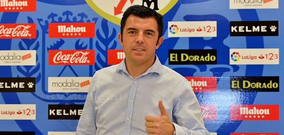 Luis Cembranos y su gesto más deportivo