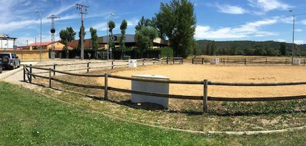 Villarrodrigo contará con una pista de 'pumptrack' de más de 1.000 metros cuadrados