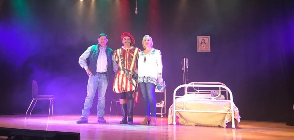 Coyanza abre la programación teatral de 'Noviembre, Encuentro con la Cultura'