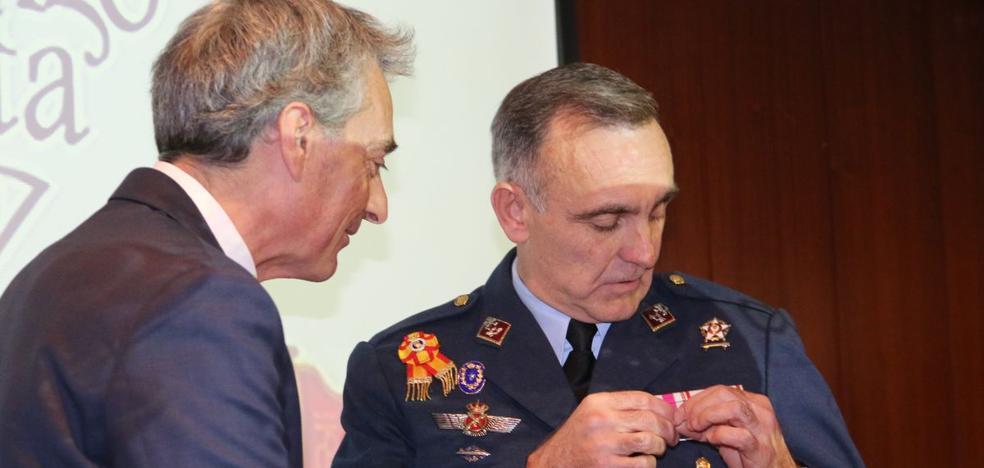 La Academia Básica del Aire, galardón Garbanzo de Plata 2017