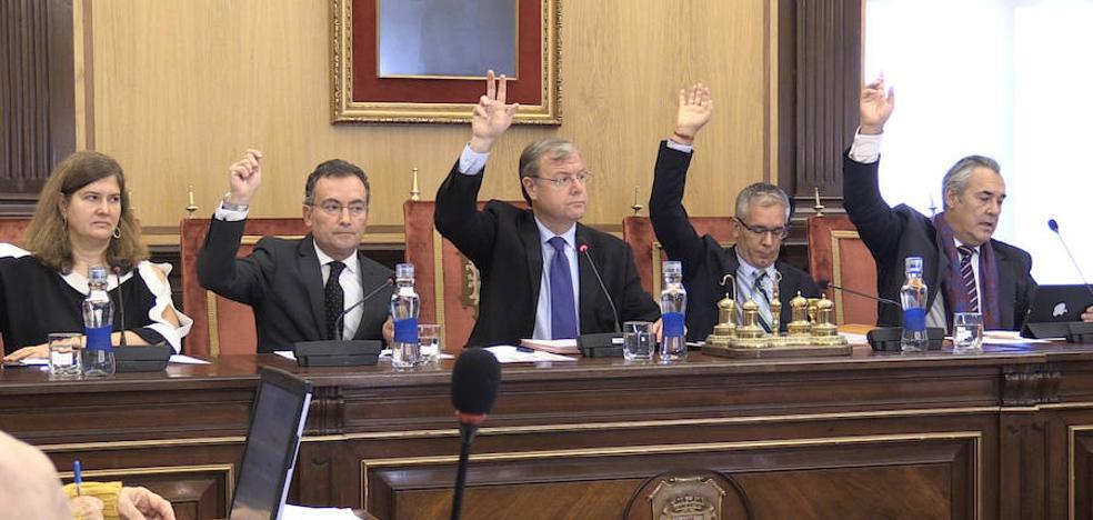 Unanimidad política en el Ayuntamiento de León para aprobar la oferta público de empleo con 125 puestos