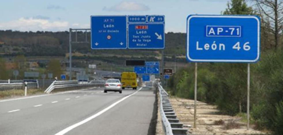 Junta y Gobierno estudian el posible desvío del tráfico de pesados tipo 2 de la N-120 a la autopista de Astorga