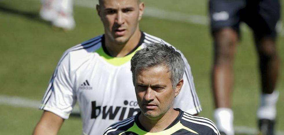 Benzema: «Con lo del gato de Mourinho se me fue la olla»