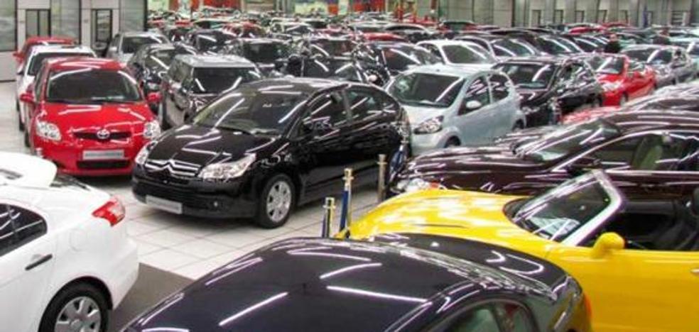 Las ventas de coches usados crecen un 8% en los diez primeros meses del año en León