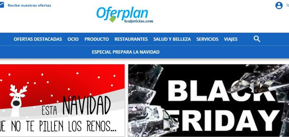 Oferplan te adelanta el Black Friday