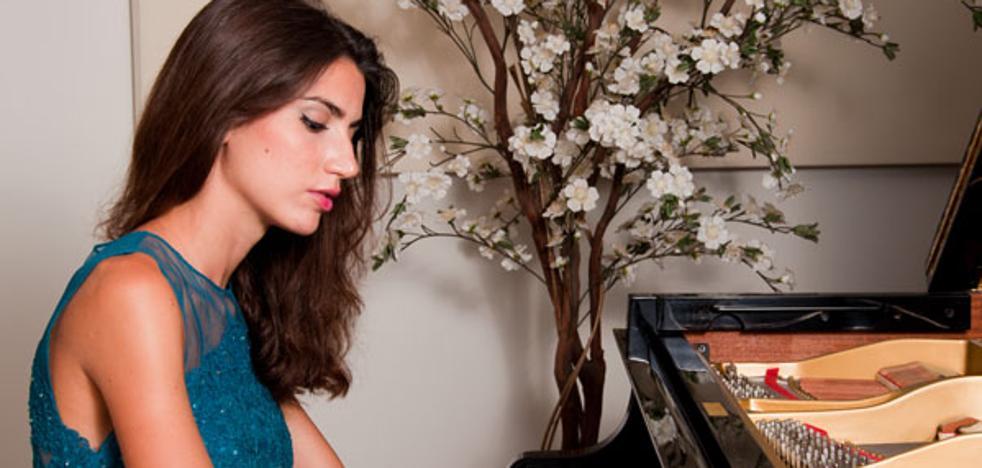La pianista Susana Gómez ofrece dos conciertos en Ponferrada y León