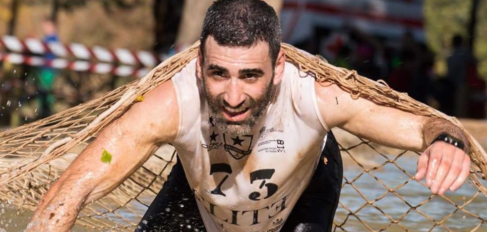 Miguel Pinto repite como subcampeón nacional de Carreras de Obstáculos