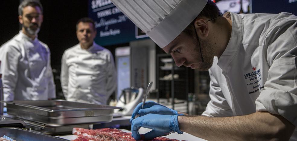 David Andrés, premio y reivindicación de un joven chef