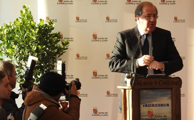 Herrera carga contra «la falta de respeto y corazón» de Iberdrola y pide al Gobierno «poner orden» en el sector eléctrico