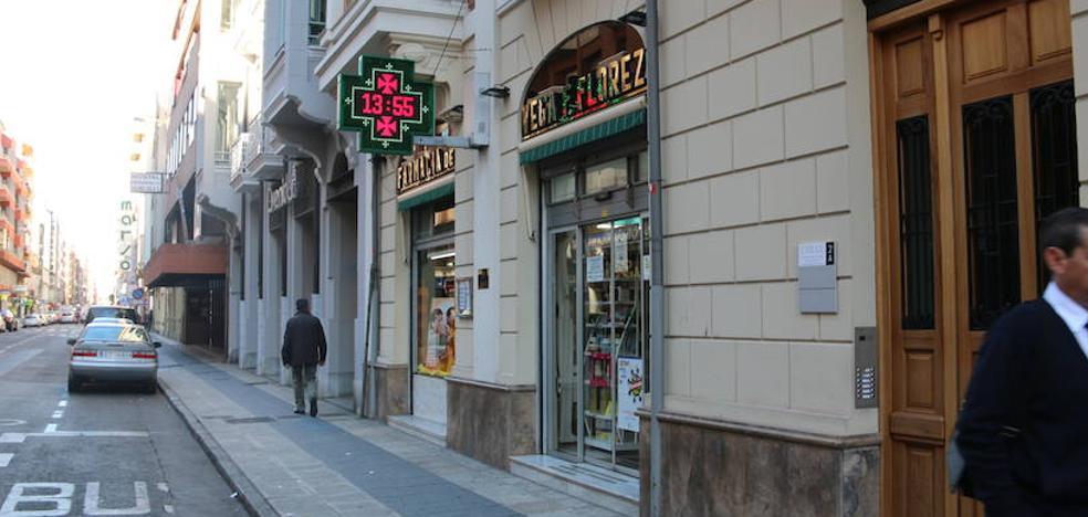 Farmacia Blasco Vega, tres generaciones al servicio de León