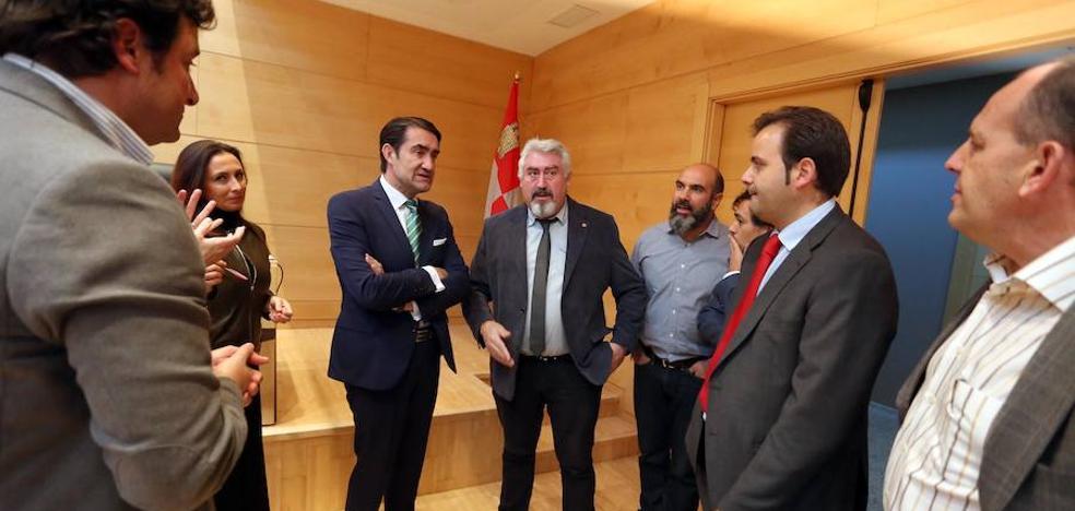 La oposición acepta la oferta de diálogo del consejero de Medio Ambiente para mejorar el dispositivo de lucha contra el fuego