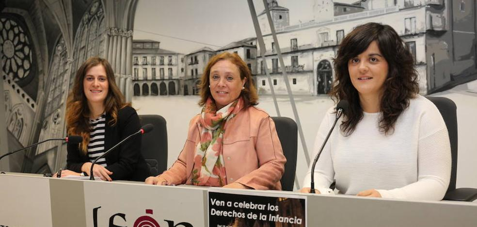 El Ayuntamiento de León atiende a 1.500 menores a través de los programas para la infancia