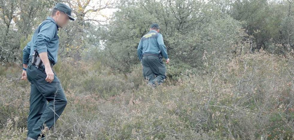 La Guardia Civil localiza a una persona mayor desaparecida en la localidad berciana de Vilela