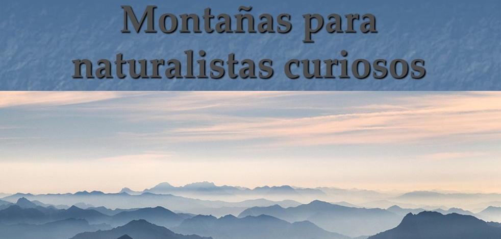 Las montañas se 'destapan' en el Centro de Interpretación del Clima de La Vid