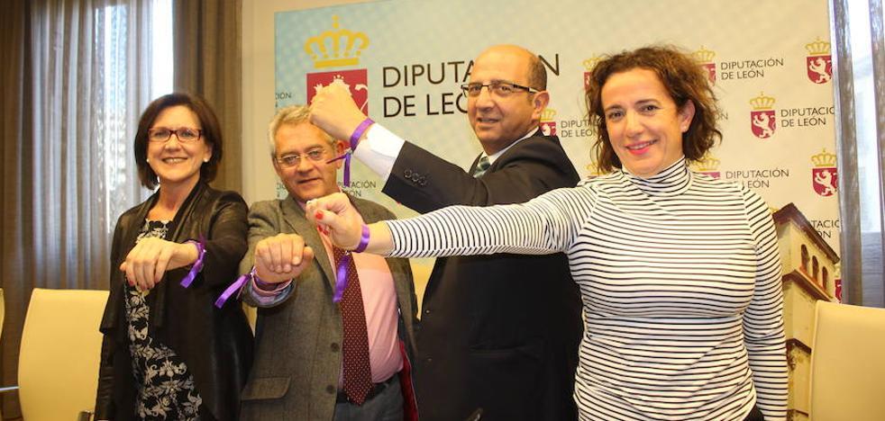 Los Servicios Sociales de la Diputación trabajan con cerca de 250 menores en riesgo de desamparo