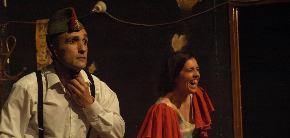 'Ay Carmela' llega al Teatro San Francisco