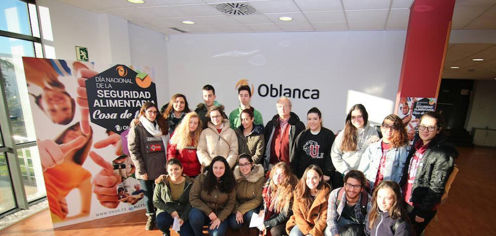 Grupo Oblanca promueve el día nacional de la seguridad alimentaria