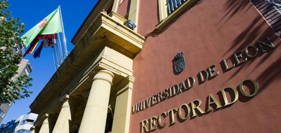 La ULE recibirá 1,1 millones de la Junta, que destina 11,6 millones a las universidades públicas de la Comunidad