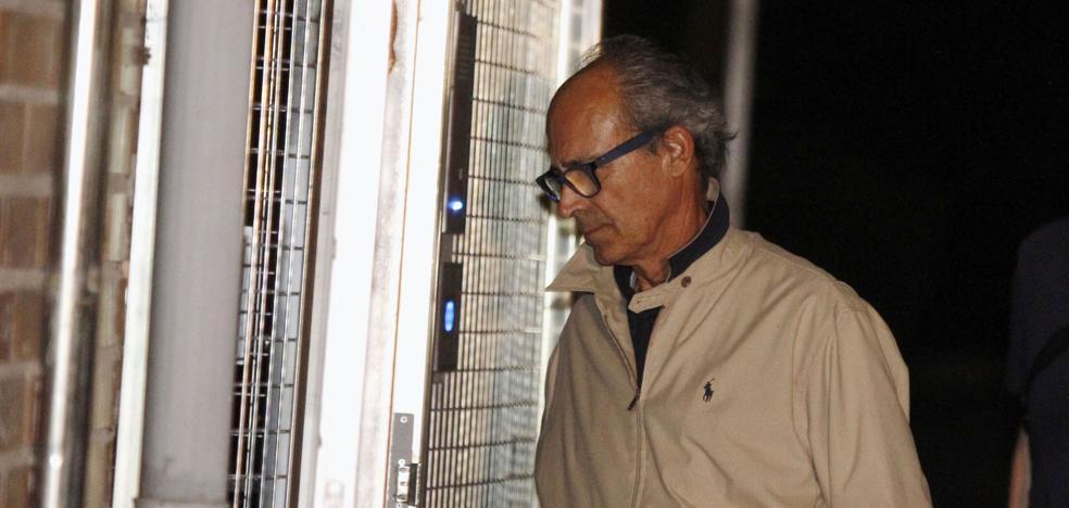 El juez deja también libre al hombre fuerte de Ignacio González